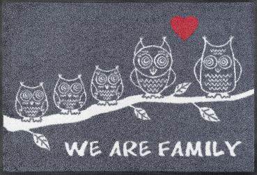 We are Family wash+dry 50 x 75 cm